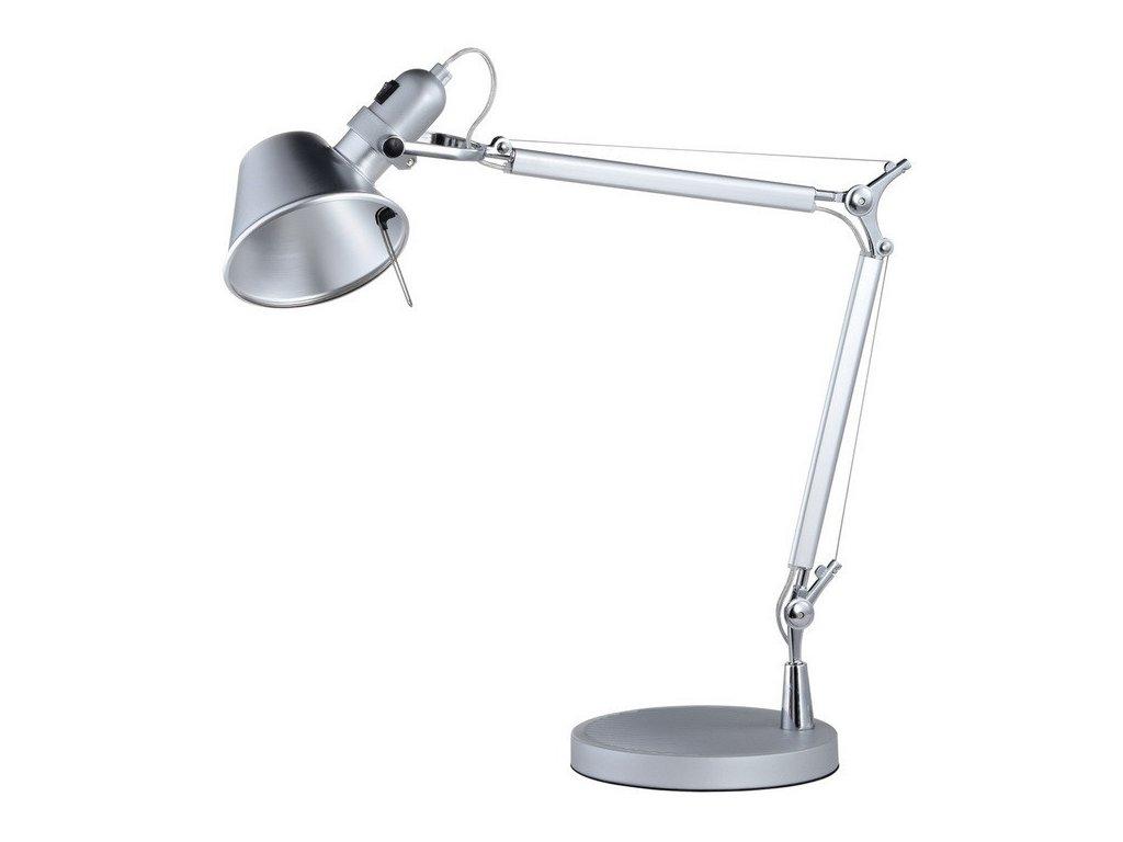 Lampa kancelářská STREAM TABLE - hliník, ocel