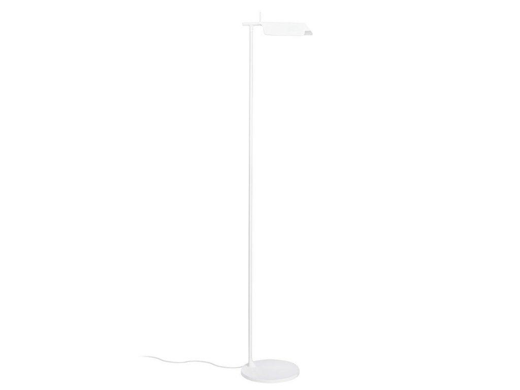 Lampa stojanová PEAK bílá - hliník