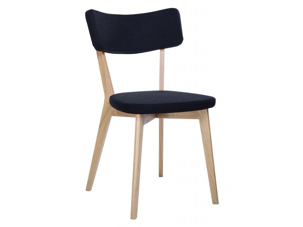 Židle SCANDI černá
