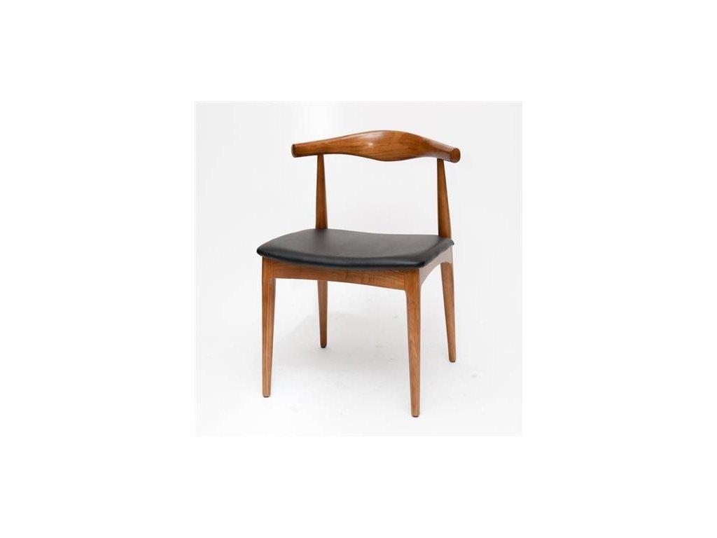 Židle CODO dřevěná j. hnědá