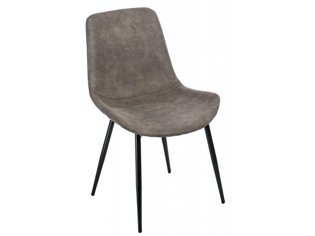 Židle YOKOHAMA hnědá