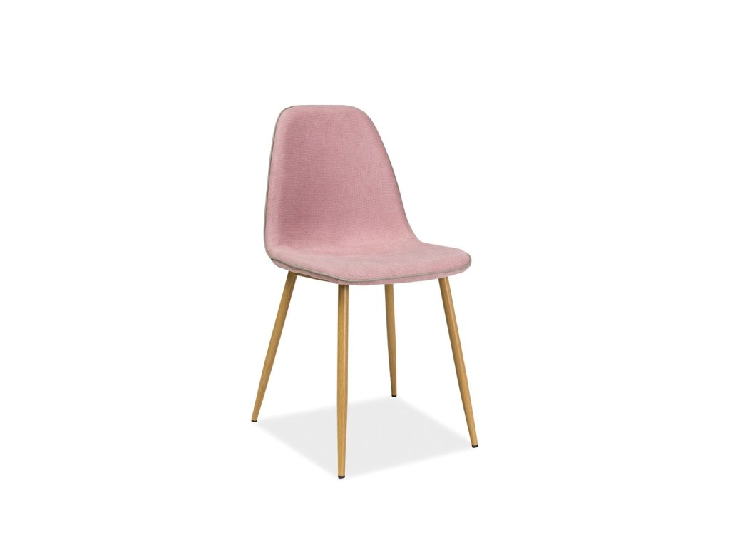 Židle DUAL růžová