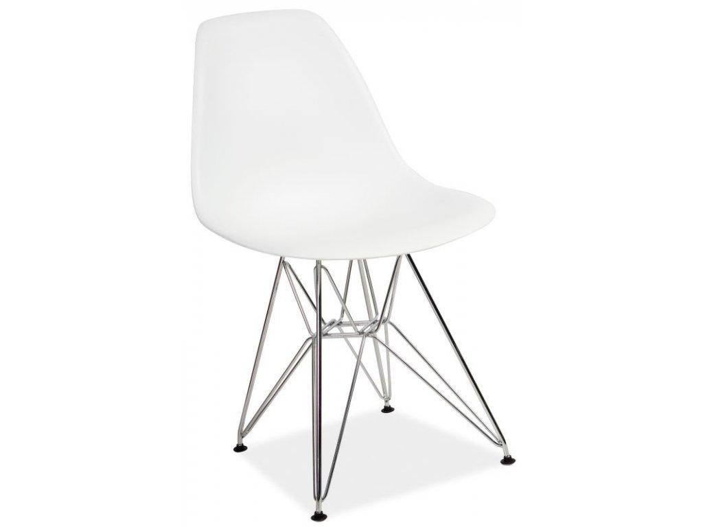 Židle LINO bílá