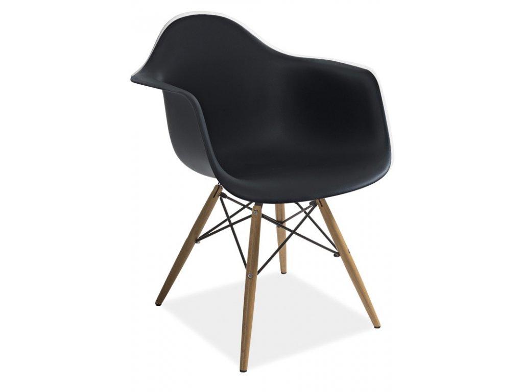 Židle MONDI černá