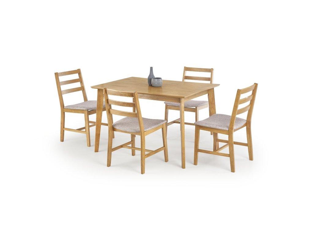 CORDOBA stůl + 4 židle