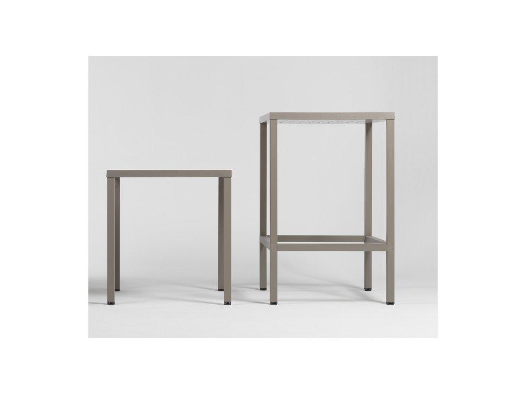 Barový stůl 70x70 Cube