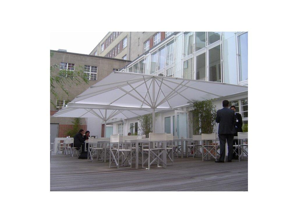 Zahradní deštník May Albatros