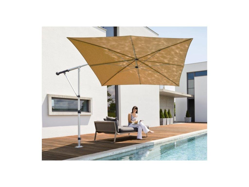 Deštník May Mezzo hranatý