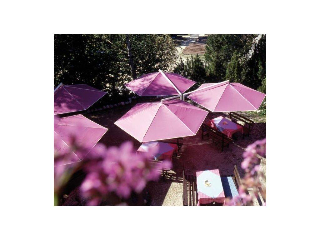 Zahradní deštník May Rialto