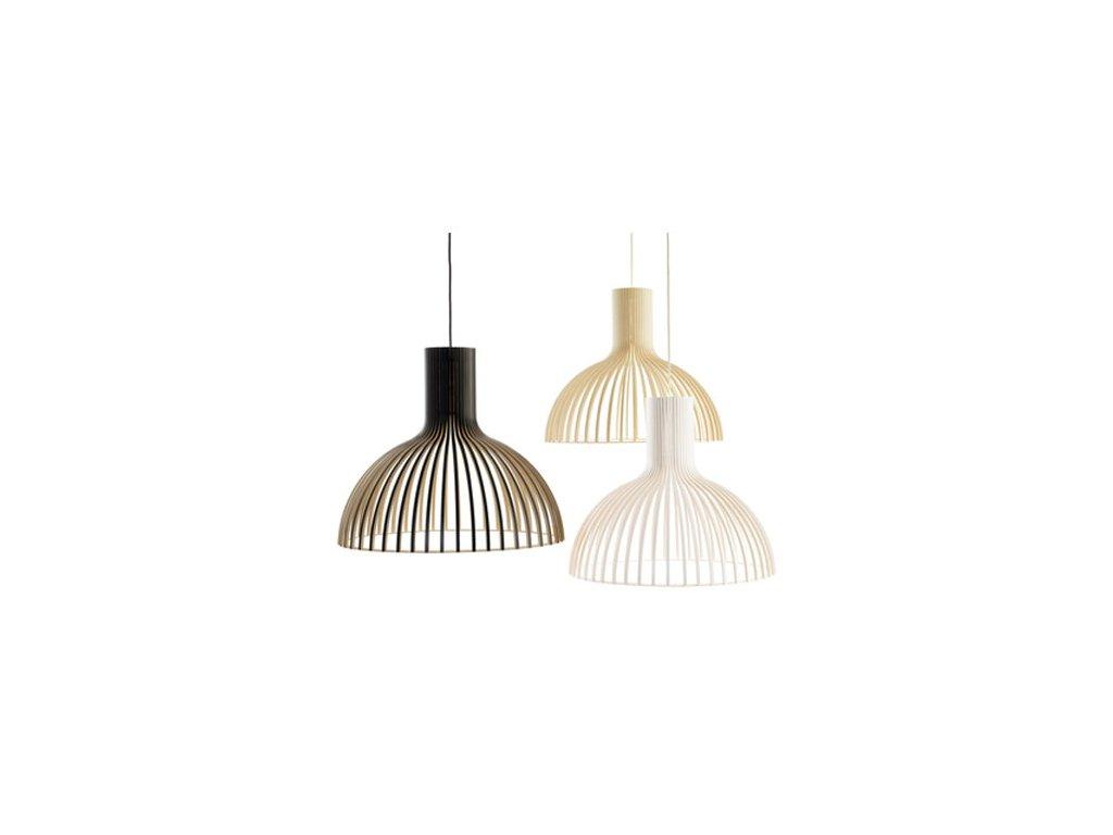 VICTO 4250, závěsné svítidlo, barva černá