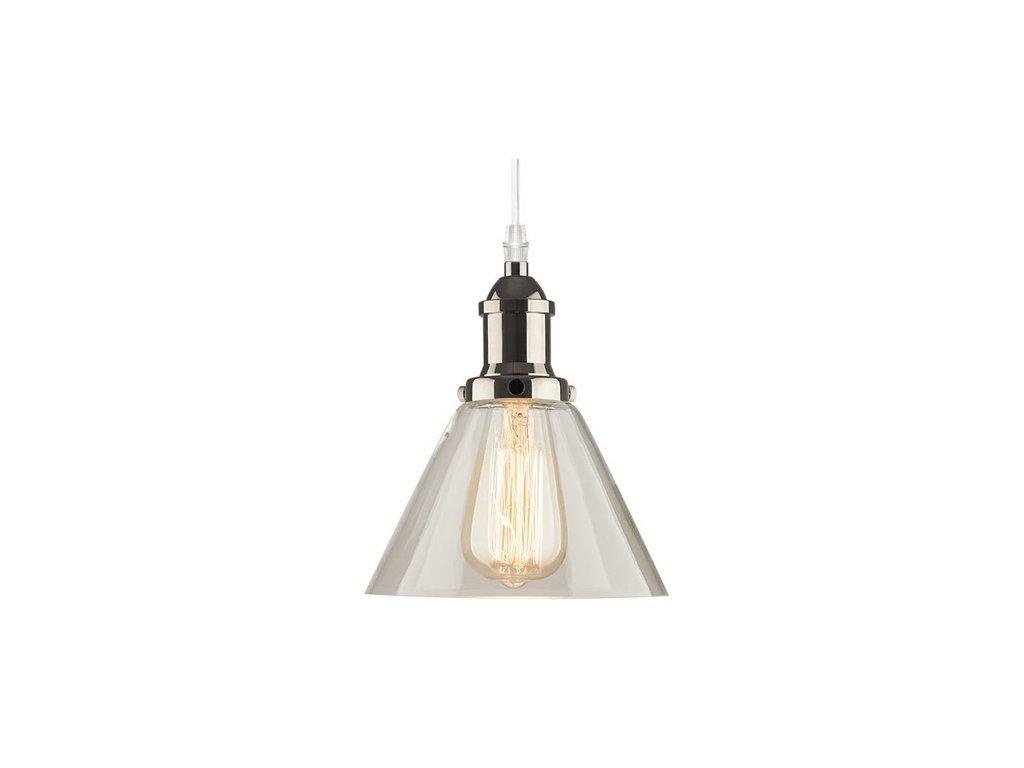 Lampa závěsná NEW YORK LOFT 1 chrom