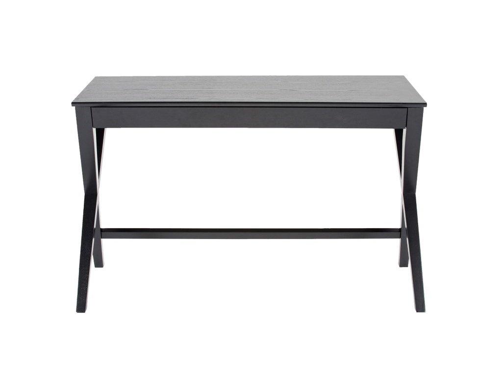 Psací stůl WRITEX černý