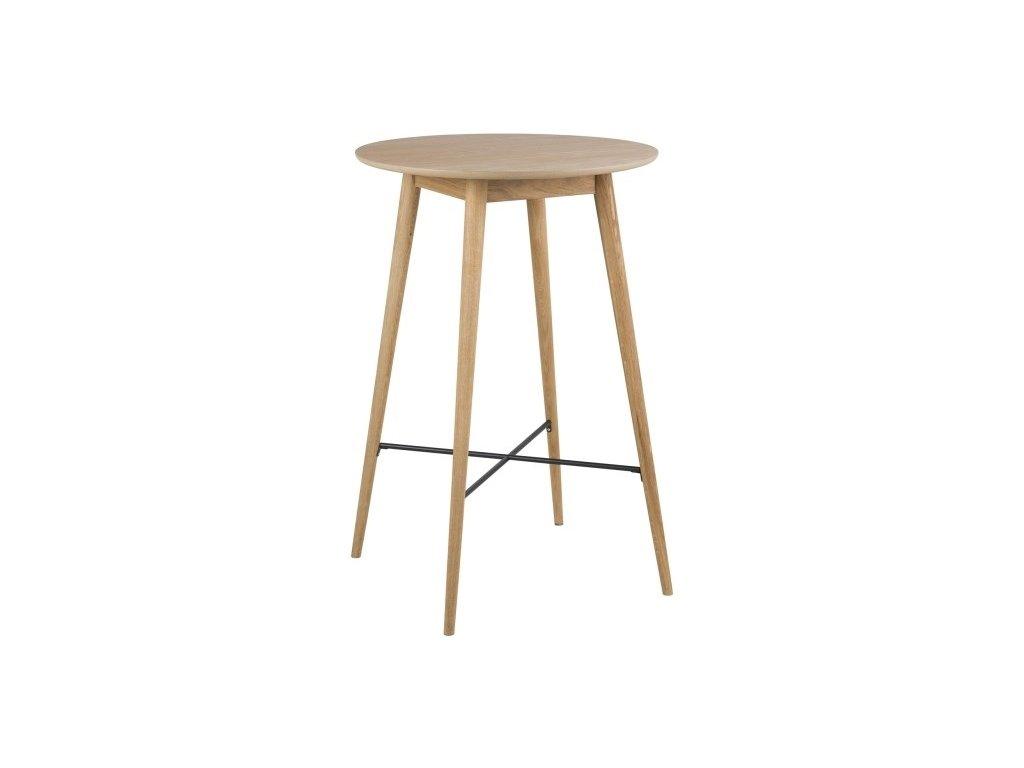 Stůl barový NAGANO dřevěný