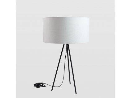 Stolní lampa TRINITY III bílá