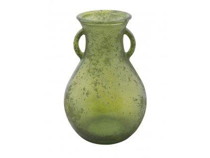 Amfora z recyklovaného skla GREEN 15x24 ze španělska