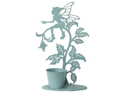 Váza BLUE IRON