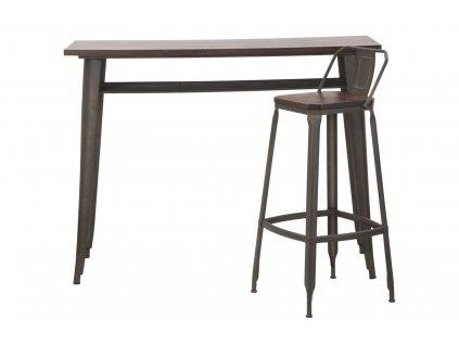 Jídelní stůl HARLEM ROD 125x45x95