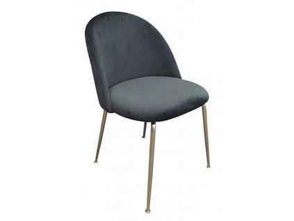 Set 2ks - Židle LUXURY GREEN