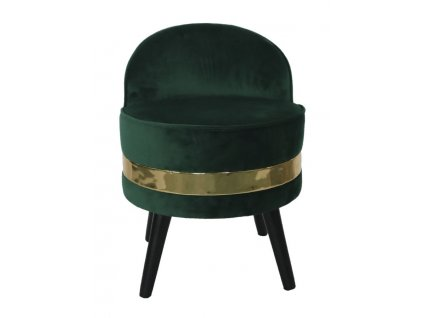Židlička PARIS GREEN
