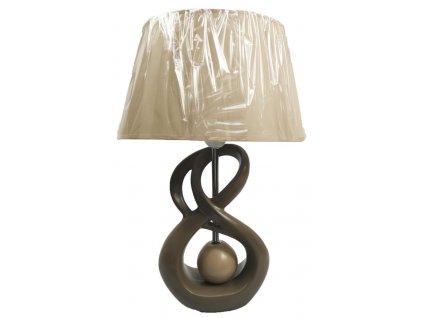 Stolní lampa BROWNY 31X20X45