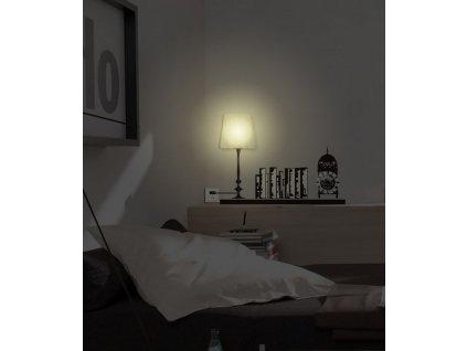Samolepky na zeď  LIGHTING SHELF