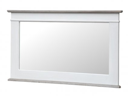 Zrcadlo Rimini bílé 054