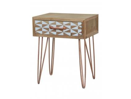 Noční stolek PORTOFINO 036