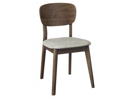 Židle Oslo ořech 17-2