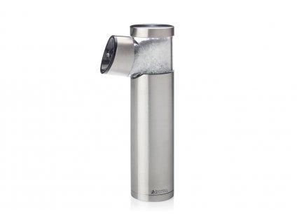 GRAVITY elektrický mlýnek na sůl, 19,5 cm, nerez