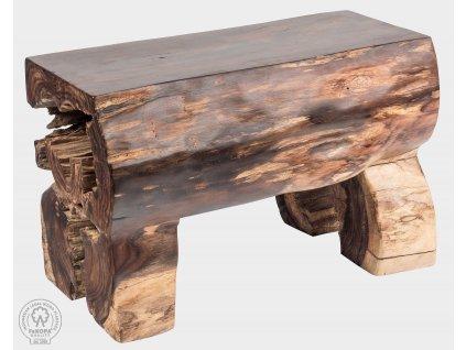 Stolička z rosewoodu BRUNO