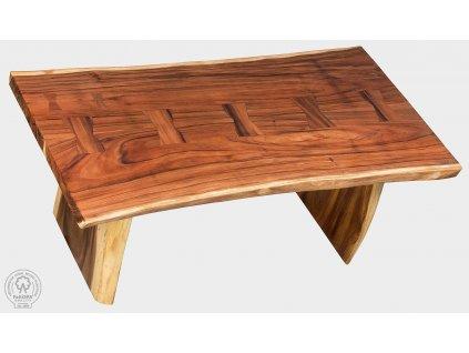Masivní stůl ze suaru SUAR I