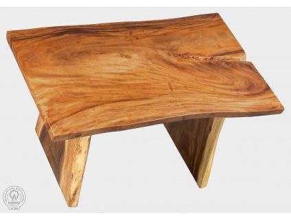 Masivní stůl ze suaru SUAR V