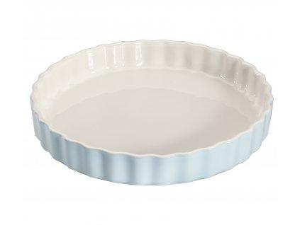Forma na koláč, kulatá 28 cm, světle modrá