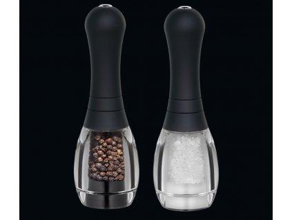 PIAVE mlýnek na sůl černý