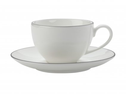 Sada 4ks - EDGE espresso šálek & podšálek 100 ml