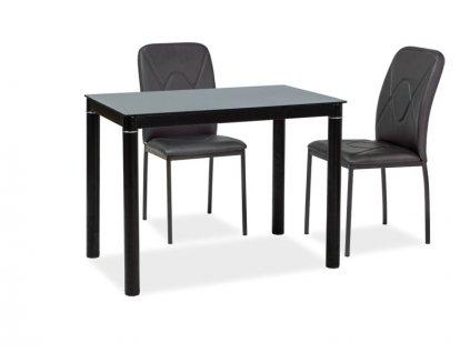Stůl GALANT černý 100x60