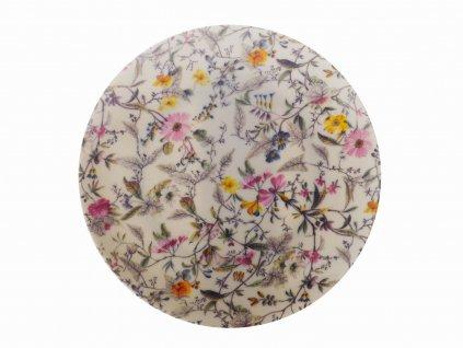 MW WILLIAM KILBURN dezertní talíř 20 cm summer blossom