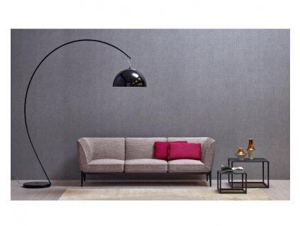 Lampa podlahová L002T, italský design a provedení, určená do interiérů