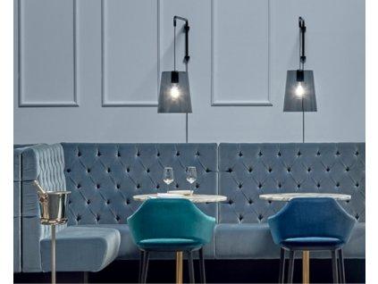 Lampa L001V Pedrali - italské osvětlení do restaurace a kavárny
