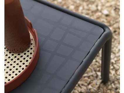 stolek antracitový