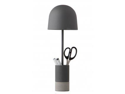 FRANDSEN kancelářská lampa PENDANT šedá