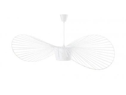 Závěsná lampa CAPELLO průměr 100 bílá