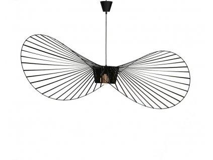 Závěsná lampa CAPELLO průměr 100 černá