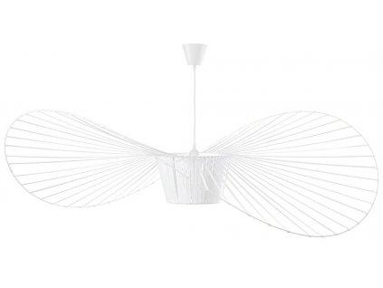 Závěsná lampa CAPELLO průměr 140 bílá