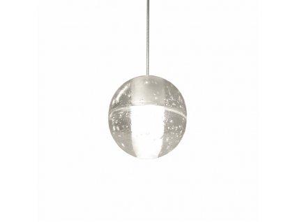Závěsná lampa GALAXY - LED, sklo