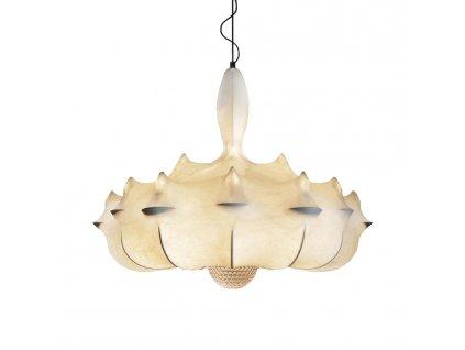 Závěsná lampa RAGNATELA 110 bílá - kompozit