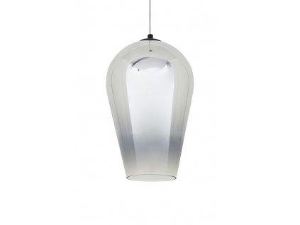 Závěsná lampa VENZA 20 chromovaná