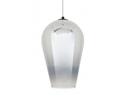Závěsná lampa VENZA 30 chromovaná