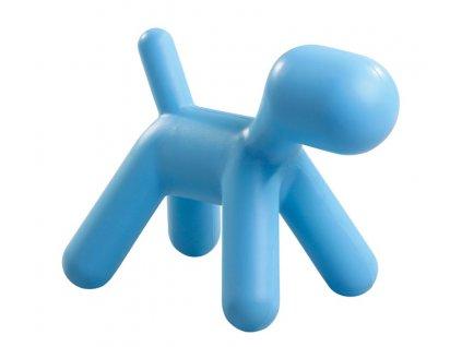 Stolek PEJSEK modrý - polypropylén