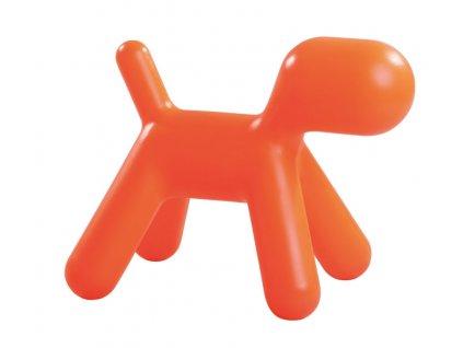 Stolek PEJSEK oranžový